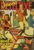 Speed Detective (1943-1947 Trojan-Arrow Publishing) Pulp Vol. 2 #3