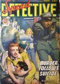 Speed Detective (1943-1947 Trojan-Arrow Publishing) Pulp Vol. 2 #4