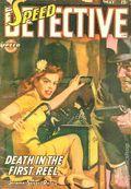 Speed Detective (1943-1947 Trojan-Arrow Publishing) Pulp Vol. 3 #1