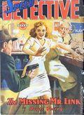 Speed Detective (1943-1947 Trojan-Arrow Publishing) Pulp Vol. 3 #2