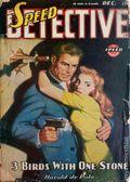 Speed Detective (1943-1947 Trojan-Arrow Publishing) Pulp Vol. 3 #4
