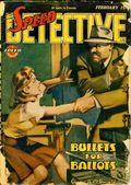 Speed Detective (1943-1947 Trojan-Arrow Publishing) Pulp Vol. 3 #5