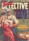 Speed Detective (1943-1947 Trojan-Arrow Publishing) Pulp Vol. 4 #1