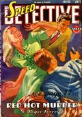 Speed Detective (1943-1947 Trojan-Arrow Publishing) Pulp Vol. 4 #2