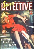 Speed Detective (1943-1947 Trojan-Arrow Publishing) Pulp Vol. 4 #3