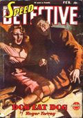 Speed Detective (1943-1947 Trojan-Arrow Publishing) Pulp Vol. 4 #5