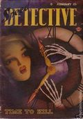 Speed Detective (1943-1947 Trojan-Arrow Publishing) Pulp Vol. 5 #4
