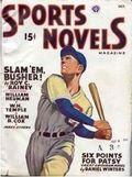 Sports Novels Magazine (1937-1952 Popular Publications) Pulp Vol. 12 #2
