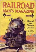 Railroad Man's Magazine (1929 Frank A. Munsey/Popular/Carstens) 2nd Series Vol. 1 #1