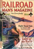 Railroad Man's Magazine (1929 Frank A. Munsey/Popular/Carstens) 2nd Series Vol. 1 #2