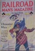 Railroad Man's Magazine (1929 Frank A. Munsey/Popular/Carstens) 2nd Series Vol. 1 #3
