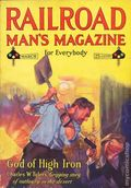 Railroad Man's Magazine (1929 Frank A. Munsey/Popular/Carstens) 2nd Series Vol. 1 #4