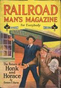 Railroad Man's Magazine (1929 Frank A. Munsey/Popular/Carstens) 2nd Series Vol. 2 #1