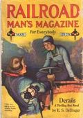 Railroad Man's Magazine (1929 Frank A. Munsey/Popular/Carstens) 2nd Series Vol. 2 #2