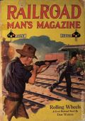 Railroad Man's Magazine (1929 Frank A. Munsey/Popular/Carstens) 2nd Series Vol. 2 #4