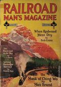 Railroad Man's Magazine (1929 Frank A. Munsey/Popular/Carstens) 2nd Series Vol. 3 #1