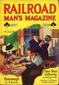 Railroad Man's Magazine (1929 Frank A. Munsey/Popular/Carstens) 2nd Series Vol. 3 #2