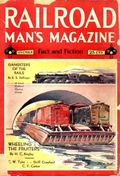Railroad Man's Magazine (1929 Frank A. Munsey/Popular/Carstens) 2nd Series Vol. 3 #4