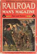 Railroad Man's Magazine (1929 Frank A. Munsey/Popular/Carstens) 2nd Series Vol. 4 #1