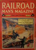 Railroad Man's Magazine (1929 Frank A. Munsey/Popular/Carstens) 2nd Series Vol. 4 #2