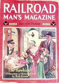 Railroad Man's Magazine (1929 Frank A. Munsey/Popular/Carstens) 2nd Series Vol. 4 #3