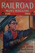 Railroad Man's Magazine (1929 Frank A. Munsey/Popular/Carstens) 2nd Series Vol. 4 #4