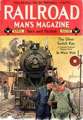 Railroad Man's Magazine (1929 Frank A. Munsey/Popular/Carstens) 2nd Series Vol. 5 #1