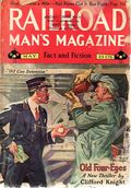 Railroad Man's Magazine (1929 Frank A. Munsey/Popular/Carstens) 2nd Series Vol. 5 #2
