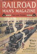 Railroad Man's Magazine (1929 Frank A. Munsey/Popular/Carstens) 2nd Series Vol. 5 #3