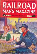 Railroad Man's Magazine (1929 Frank A. Munsey/Popular/Carstens) 2nd Series Vol. 6 #1