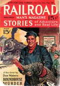 Railroad Man's Magazine (1929 Frank A. Munsey/Popular/Carstens) 2nd Series Vol. 6 #4