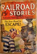 Railroad Man's Magazine (1929 Frank A. Munsey/Popular/Carstens) 2nd Series Vol. 7 #4