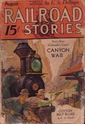 Railroad Man's Magazine (1929 Frank A. Munsey/Popular/Carstens) 2nd Series Vol. 9 #1