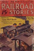 Railroad Man's Magazine (1929 Frank A. Munsey/Popular/Carstens) 2nd Series Vol. 9 #4
