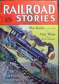 Railroad Man's Magazine (1929 Frank A. Munsey/Popular/Carstens) 2nd Series Vol. 11 #4