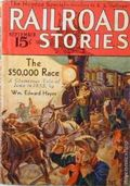 Railroad Man's Magazine (1929 Frank A. Munsey/Popular/Carstens) 2nd Series Vol. 12 #2