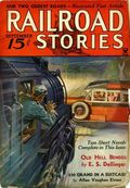 Railroad Man's Magazine (1929 Frank A. Munsey/Popular/Carstens) 2nd Series Vol. 15 #2