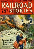 Railroad Man's Magazine (1929 Frank A. Munsey/Popular/Carstens) 2nd Series Vol. 15 #3