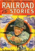 Railroad Man's Magazine (1929 Frank A. Munsey/Popular/Carstens) 2nd Series Vol. 18 #3