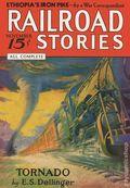 Railroad Man's Magazine (1929 Frank A. Munsey/Popular/Carstens) 2nd Series Vol. 18 #4
