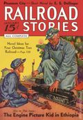 Railroad Man's Magazine (1929 Frank A. Munsey/Popular/Carstens) 2nd Series Vol. 19 #2