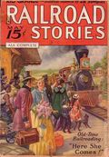 Railroad Man's Magazine (1929 Frank A. Munsey/Popular/Carstens) 2nd Series Vol. 19 #6
