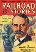 Railroad Man's Magazine (1929 Frank A. Munsey/Popular/Carstens) 2nd Series Vol. 20 #1