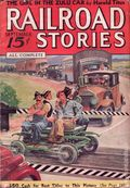 Railroad Man's Magazine (1929 Frank A. Munsey/Popular/Carstens) 2nd Series Vol. 20 #4