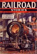 Railroad Man's Magazine (1929 Frank A. Munsey/Popular/Carstens) 2nd Series Vol. 21 #6