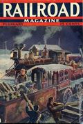 Railroad Man's Magazine (1929 Frank A. Munsey/Popular/Carstens) 2nd Series Vol. 23 #3