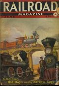 Railroad Man's Magazine (1929 Frank A. Munsey/Popular/Carstens) 2nd Series Vol. 24 #1