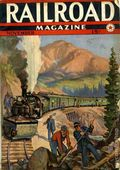 Railroad Man's Magazine (1929 Frank A. Munsey/Popular/Carstens) 2nd Series Vol. 24 #6