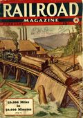 Railroad Man's Magazine (1929 Frank A. Munsey/Popular/Carstens) 2nd Series Vol. 25 #3