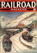 Railroad Man's Magazine (1929 Frank A. Munsey/Popular/Carstens) 2nd Series Vol. 25 #5